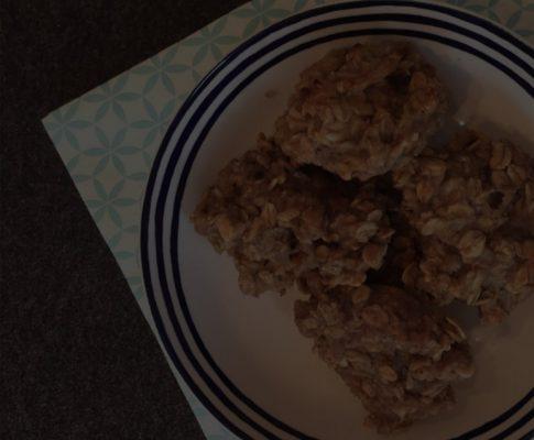 Gesunde Kekse aus nur 5 Zutaten!