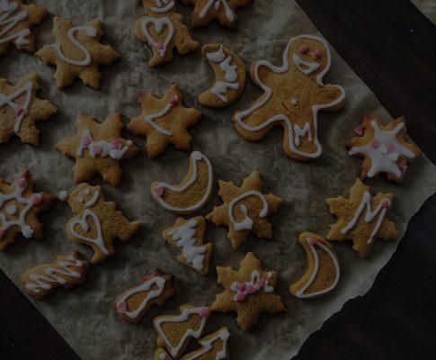 Mein größtes Weihnachtsgeschenk & Lebkuchenkekse