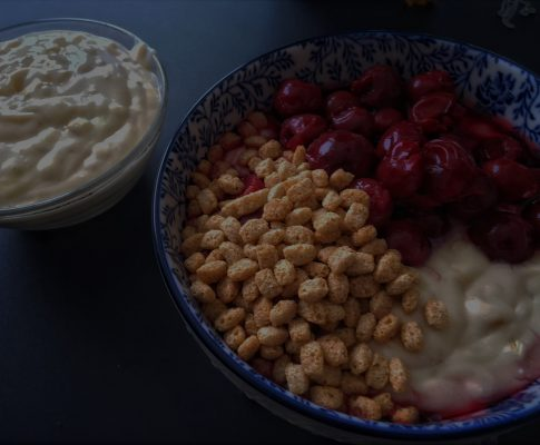 Pudding + Oats = Pudding Oats!